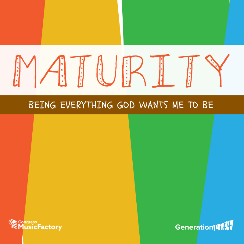 Maturity CD Cover