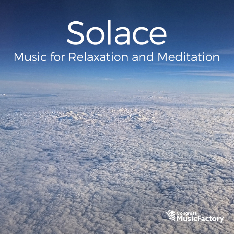 Solace CD Cover