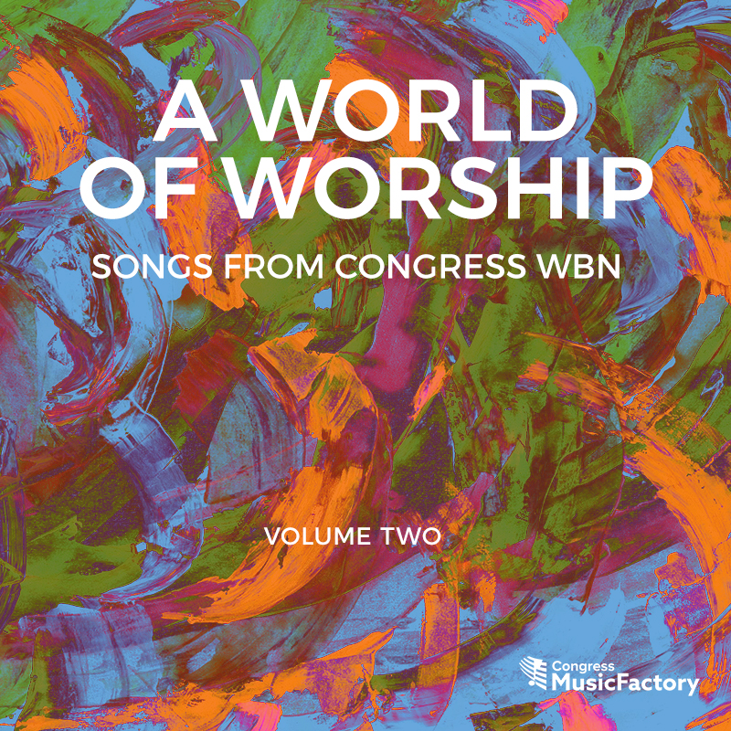 A World of Worship – Volume 2 CD Cover